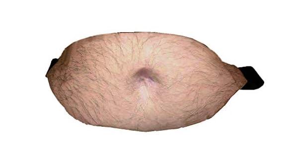 Amazon.com: Dad Bag Hairy Beer Belly Fanny - Bolsa para la ...