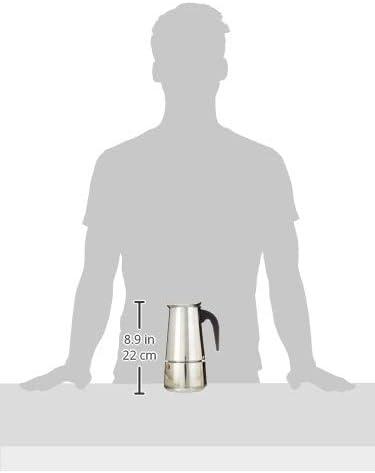 Percolator - Cafetera de cocina (porcelana), color café: Amazon.es ...