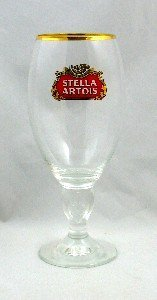 stella artois beer glasses 50 - 5