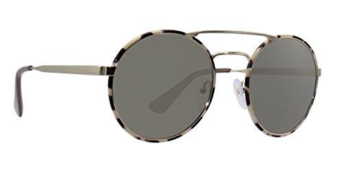 Prada Women's 0PR 51SS Pale Gold/Tortoise/Light Brown/Mirror Gold One Size -