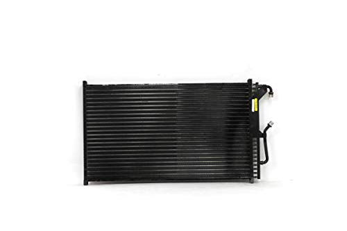 A/C Condenser - Cooling Direct Fit/For 4292 90-93 Chevrolet Lumina APV Oldsmobile Silhoutte Pontiac Trans Sport ()