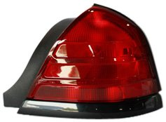 TYC 11-5371-91 Ford Crown Victoria Passenger Side Replacement Tail Light Assembly