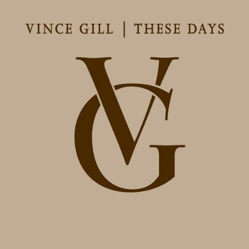 These Days Box - These Days by Gill, Vince Box set edition (2006) Audio CD