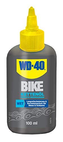 WD-40 Fiets kettingolie vochtige omstandigheden 100ml