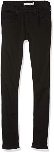 NAME Jeans IT Black Niñas Denim para Denim Negro Black PrPW6wqAfH