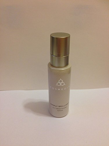 1 Ounce Brightening (Cosmedix Simply Brilliant 24/7 Brightening Serum 1oz / 30ml Brand New)