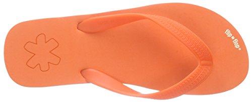 flip*flop Originals - Sandalias de Dedo Mujer Naranja - Orange (517)