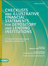 Depository and Lending Institutions: Checklists and Illustrative Financial Statements pdf epub