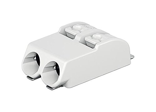 WAGO CORPORATION 2060-852/998-404 Terminal Blocks & Barrier Strips euro-style 2060 Series 2 Position 8 mm Pitch Bright White SMT Terminal Block - 25 item(s)