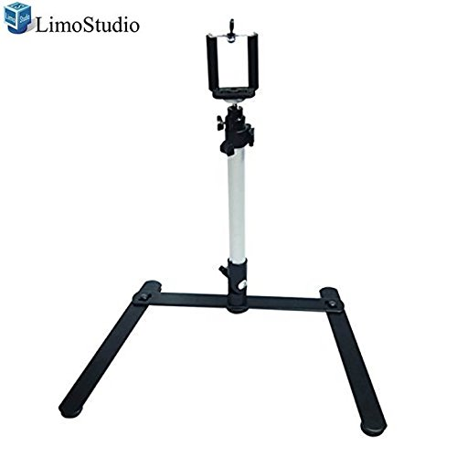 "Limostudio 17"" Mini Tripod Table Top Travel Camera Camcorder"