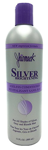 Jhirmack Silver Brightening Conditioner 12 Ounce (355ml) (2 Pack)
