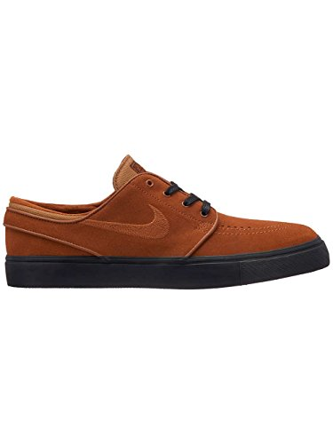 Tan Black de Lt 218 Tan Homme Janoski Chaussures British Lt Fitness Stefan Nike Multicolore Zoom British 1qUwBBO