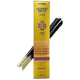期間限定特別価格 Gonesh Pack ~ Incense of Sticks ~ Pack Gonesh of 4 ~ブラックチェリー B000Q6NTAG, ヤツオマチ:d6424afc --- egreensolutions.ca