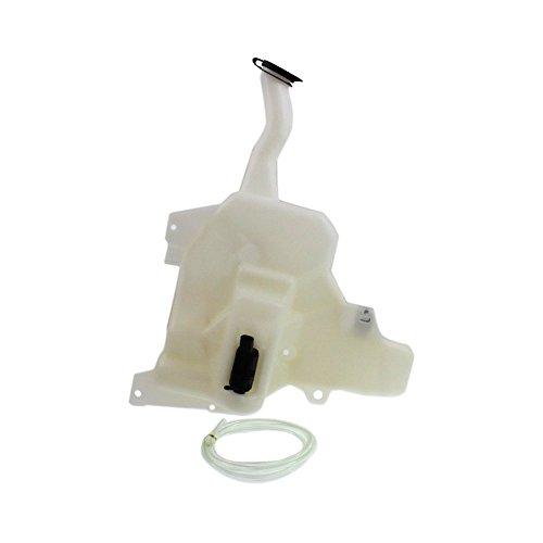 (Windshield Washer Tank Assembly compatible with Cavalier/Sunfire 95-99 W/Pump)