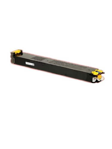 Genuine Sharp MX-51NTYA (MX51NTYA) Yellow Toner Cartridge by SHARP B00IUBTKWU