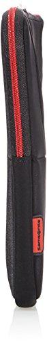 Samsonite Airglow Sleeves Borsa Messenger, 36 cm, 4 litri, Black/Red