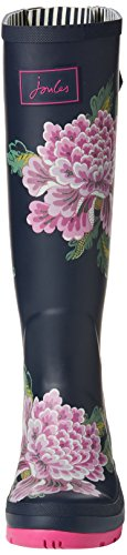 Navy Wellyprint Navchin Tom Chinoise Blu Gomma di Donna Joule Stivali qnnwaO0T