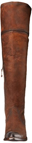 Frye Donna Sacha Over-the-knee Oilnu Western Boot Marrone Scuro-78016