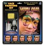 Wolfe Mardi Gras Face Painting Kit ()