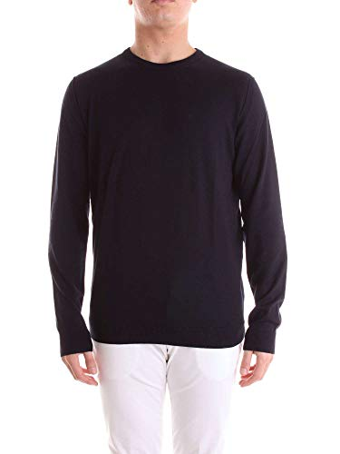 Bleu Ma0001blunotte Masq Coton 39 Maille Homme WtwpOOqY