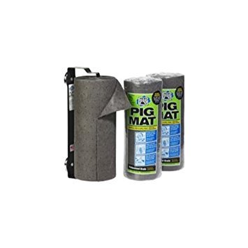 New Pig 57703 Universal Mat Plus Dispenser Combo Pack by New Pig Corporation