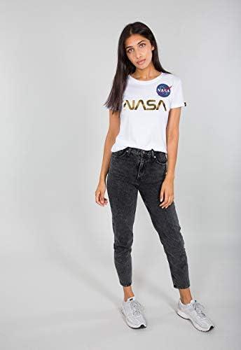 Alpha Industries NASA PM damska koszulka: Odzież