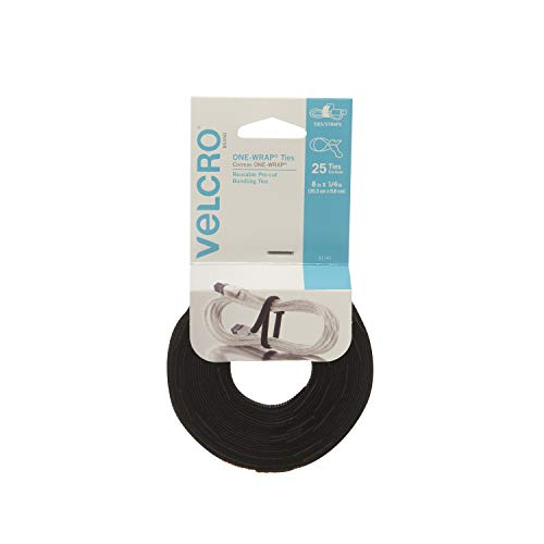 - VELCRO Brand  -  ONE-WRAP: For Cables, Wires & Cords - 8