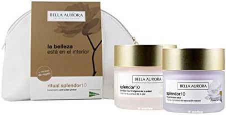 Pack Splendor 10 de Dia 50 ml + Splendor 10 Noche 50 ml Bella Aurora: Amazon.es: Electrónica