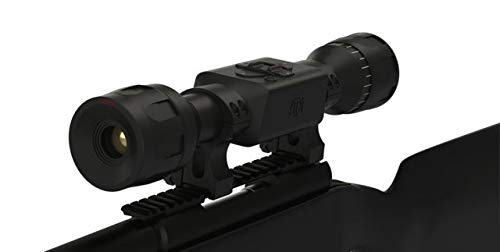 ATN Thor-LT 3-6x Thermal Rifle Scope, Black, TIWSTLT136X