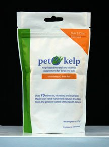 Pet Kelp DKP64027 18-Pack Seaweed-Based Nutrition Booster Pet Variety Case for Dogs, 8-Ounce