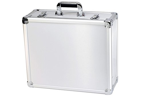 T.Z. Case International T.z Executive Series Aluminum Packaging Case 19 X 16 X 7-3/8 in, Silver - Executive Aluminum Case