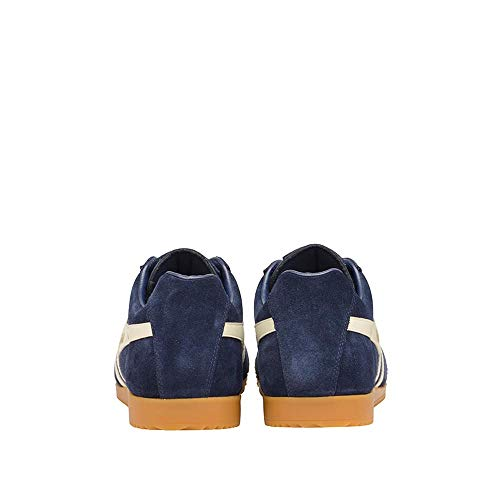 Boys Lonsdale Levens off Navy White Shoes q5AvrB5P
