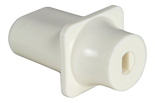 Telecaster Top Hat switch knob for Squire Telecaster import, white ()
