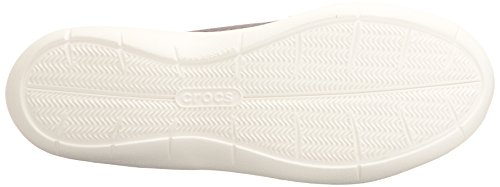 Crocs Womens Swiftwater W Flat Smoke / Bianco