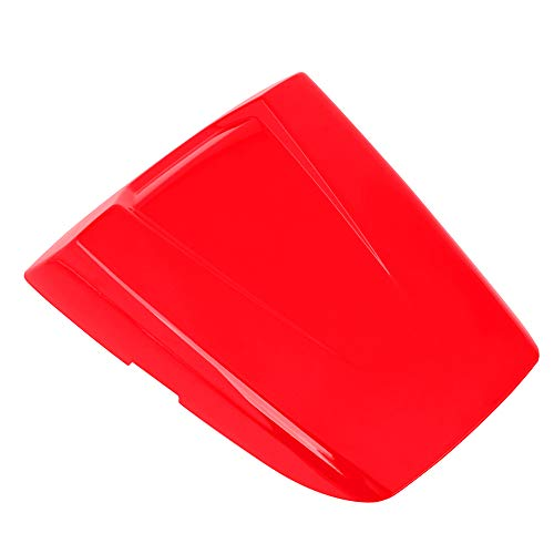 (Motorcycle Rear Seat Cowl Passenger Pillion Fairing Tail Cover For Suzuki SV650 SV1000 2003-2010 (Red))