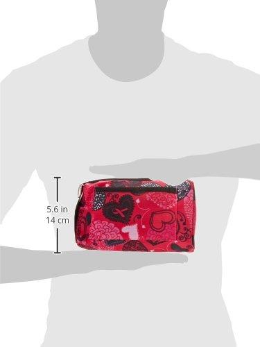 NCD Medical - Tensiómetro con estuche bolsa Arts perlas/Hearts Rosa: Amazon.es: Salud y cuidado personal