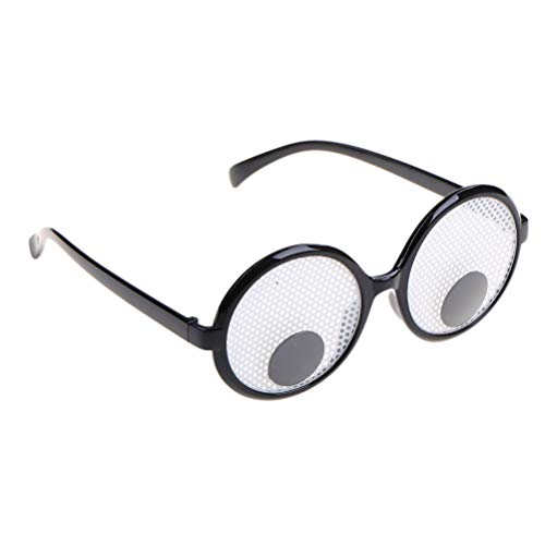 Toys For - 1pc Funny Favor Googly Eyes Goggles Shaking Glasses And Toys Costume Halloween Decoration - Hedgehogs Xlarge Pleasure Busy Elderly Toddlers Office Bunny Large Chickens Breed T ()