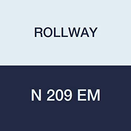 0.75 Item Width Rollway N 209 EM Cylindrical Radial Roller Bearing 1.77 Inside Diameter