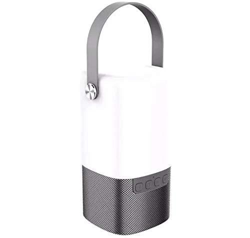 WangGai ブルートゥースのスピーカーこんにちは無線ブルートゥースのスピーカーの携帯用屋外の健全で薄い黒を聞きなさい   B07QC24PXJ