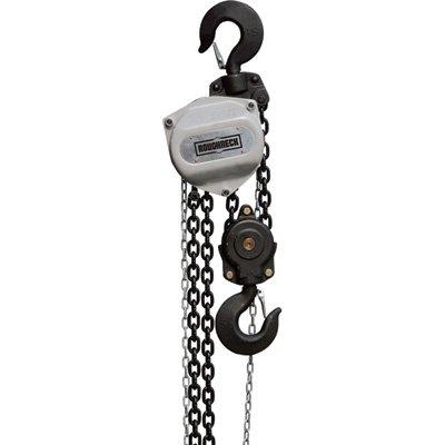 Roughneck Manual Chain Hoist - 3 Ton, 20ft. Lift
