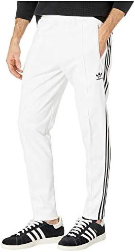 Originals (アディダス) メンズ ボトムス・パンツ スウェット・ジャージ Franz Beckenbauer Track Pants White サイズ2XL-30 [並行輸入品]