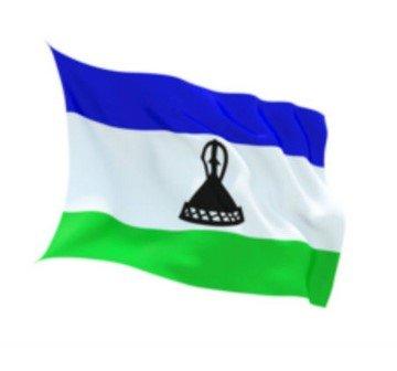 3X5 Lesotho Mokorotlo South African Kingdom Flag 3'X5' Banner Brass Grommets