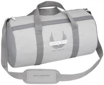 Paco Rabanne Invictus Duffle Bag For GymFlights Travel