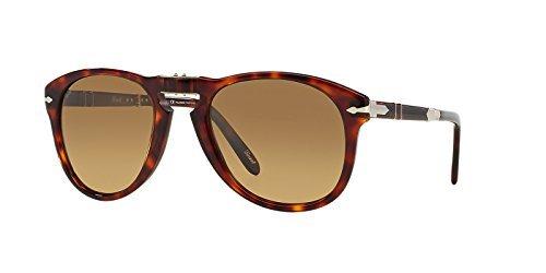 Persol PO714SM 24/81 Steve McQueen Folding Sunglasses 54mm