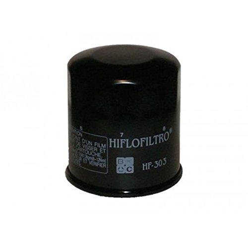Filtre à huile hiflofiltro hf303 - Hiflofiltro 7906030