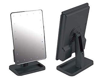 Amazon Com Vivitar Bluetooth Speaker Light Up Vanity Mirror