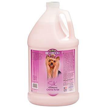 Bio-groom Pet Silk Moisturising Creme Rinse, 1-Gallon (2 Pack (1 Gallon)) ()
