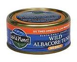 Wild Planet Wild Albacore Tuna Low Mercury N/ 5 Oz (Pack of 12)