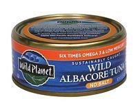 Wild Planet Wild Albacore Tuna Low Mercury N/ 5 Oz (Pack of 12) by Wild Planet