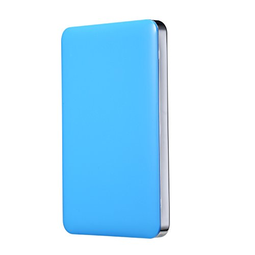 (Bipra U3 2.5 inch USB 3.0 NTFS Portable External Hard Drive - Blue (40GB))